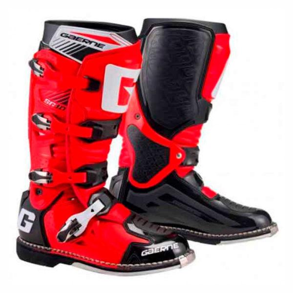 botas-gaerne-sg-10-negra-roja-mx119