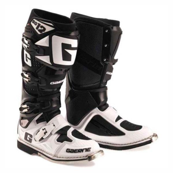 botas-gaerne-sg12-blanca-negra-mx119