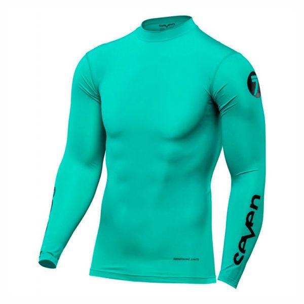 camiseta-compresion-seven-zero-aqua-mx119