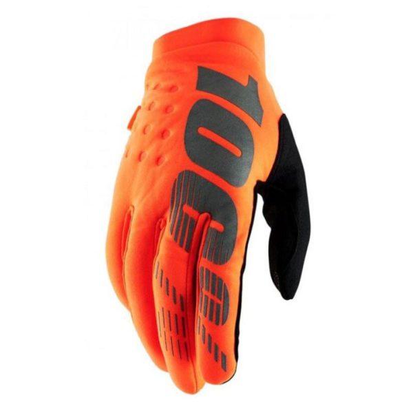 guantes-100-brisker-invierno-naranja-mx119