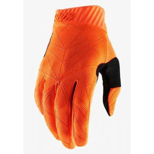 guantes-100-ridefit-naranja-mx119