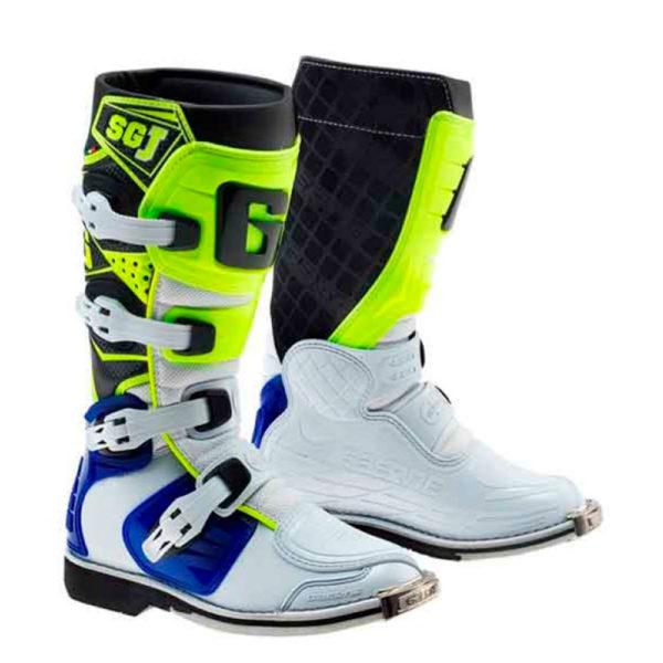 botas-gaerne-sgj-junior-fluor-azul-mx119