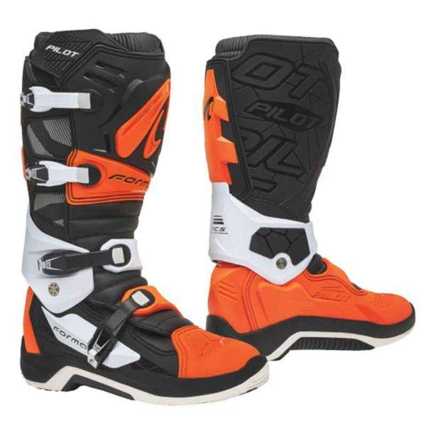 botas-forma-pilot-naranja-mx119