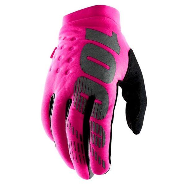 guantes-100%-brisker-invierno-rosa