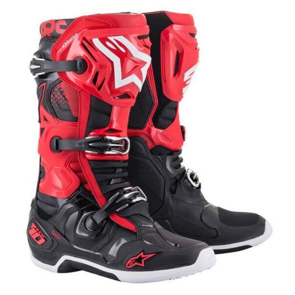 botas-alpinestars-tech-10-rojo-negro-mx119
